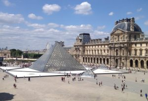 Museu do Louvre (arquivo pessoal)